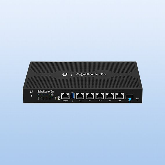 Ubiquiti Router Edge 6P