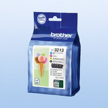 Brother LC3213VALDR Value-pack