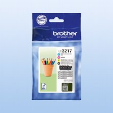 Brother LC3217 value-pack
