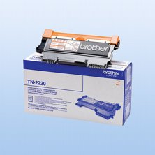 Brother svart Toner Cartridge High Yield
