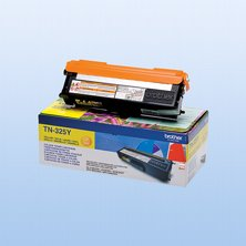 Brother TN-325Y Toner gul